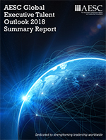 AESC Executive Talent Outlook Report