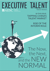AESC Executive Talent Magazine: The Business of Belonging
