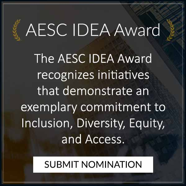 AESC IDEA Awards